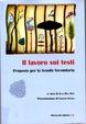 Cover of Il lavoro sui testi