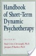 Cover of Handbook of short-term dynamic psychotherapy