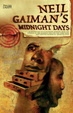 Cover of Neil Gaiman's Midnight Days Deluxe Edition