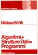 Cover of Algoritmi + strutture dati = programmi