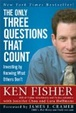 Cover of The Only Three Questions That Count