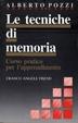 Cover of Le tecniche di memoria
