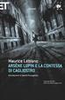 Cover of Arsène Lupin e la contessa di Cagliostro
