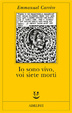 Cover of Io sono vivo, voi siete morti