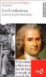 Cover of Les Confessions de Jean-Jacques Rousseau