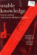 Cover of Usable Knowledge