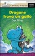 Cover of Dragone trova un gatto