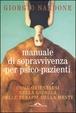 Cover of Manuale di sopravvivenza per psico-pazienti