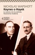 Cover of Keynes o Hayek