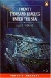 Cover of Twenty Thousand Leagues Under the Sea, Level 1, Penguin Readers