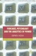 Cover of Foucault, Psychology and the Analytics of Power