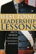 Cover of West Point Leadership Lessons