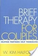 Cover of Brief Therapy for Couples