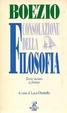 Cover of Consolazione della Filosofia