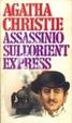 Cover of Assassinio sull'Orient-Express