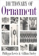 Cover of The Dictionary of Ornament
