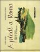 Cover of A piedi a Roma. Diario di viaggio lungo la via Francigena