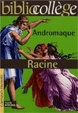 Cover of Andromaque