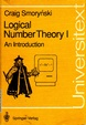 Cover of Logical number theory