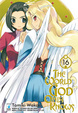 Cover of The World God Only Knows vol. 16