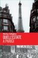 Cover of Quell'estate a Parigi