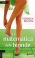 Cover of La matematica delle bionde