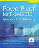 Cover of Microsoft PowerPivot for Excel 2010
