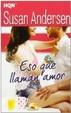 Cover of Eso que llaman amor