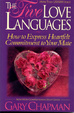 Cover of The Five Love Languages