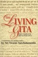 Cover of The Living Gita