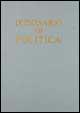 Cover of Dizionario di politica