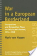 Cover of War in a European Borderland