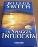 Cover of La spiaggia infuocata