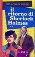 Cover of Il ritorno di Sherlock Holmes **