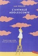 Cover of L'animale adolescente