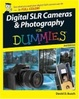 Cover of Digital SLR Cameras & Photography For Dummies
