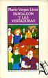 Cover of Pantaleón y las visitadoras