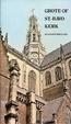 Cover of De Grote of St.-Bavo kerk te Haarlem