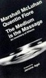 Cover of The Medium Is the Massage