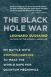 Cover of The Black Hole War