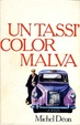 Cover of Un tassì color malva