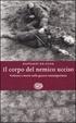 Cover of Il corpo del nemico ucciso