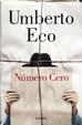 Cover of Número cero
