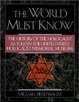 Cover of The world must know