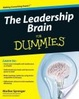 Cover of The Leadership Brain for Dummies