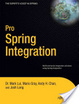 Cover of Pro Spring Integration