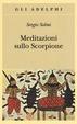 Cover of Meditazioni sullo Scorpione