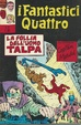 Cover of I Fantastici Quattro n. 25