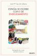 Cover of España se escribe con E de Endeudamiento