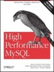 Cover of High Performance MySQL